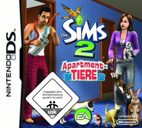 Die Sims 2 - Apartment Tiere