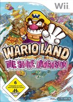 Wario Land - The Shake Dimension
