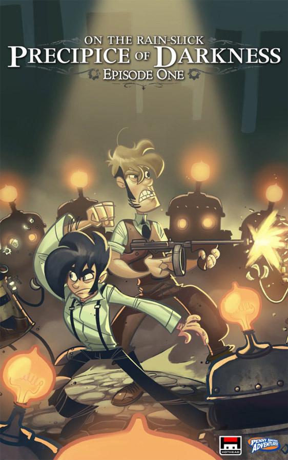 Penny Arcade Adventures - Episode One