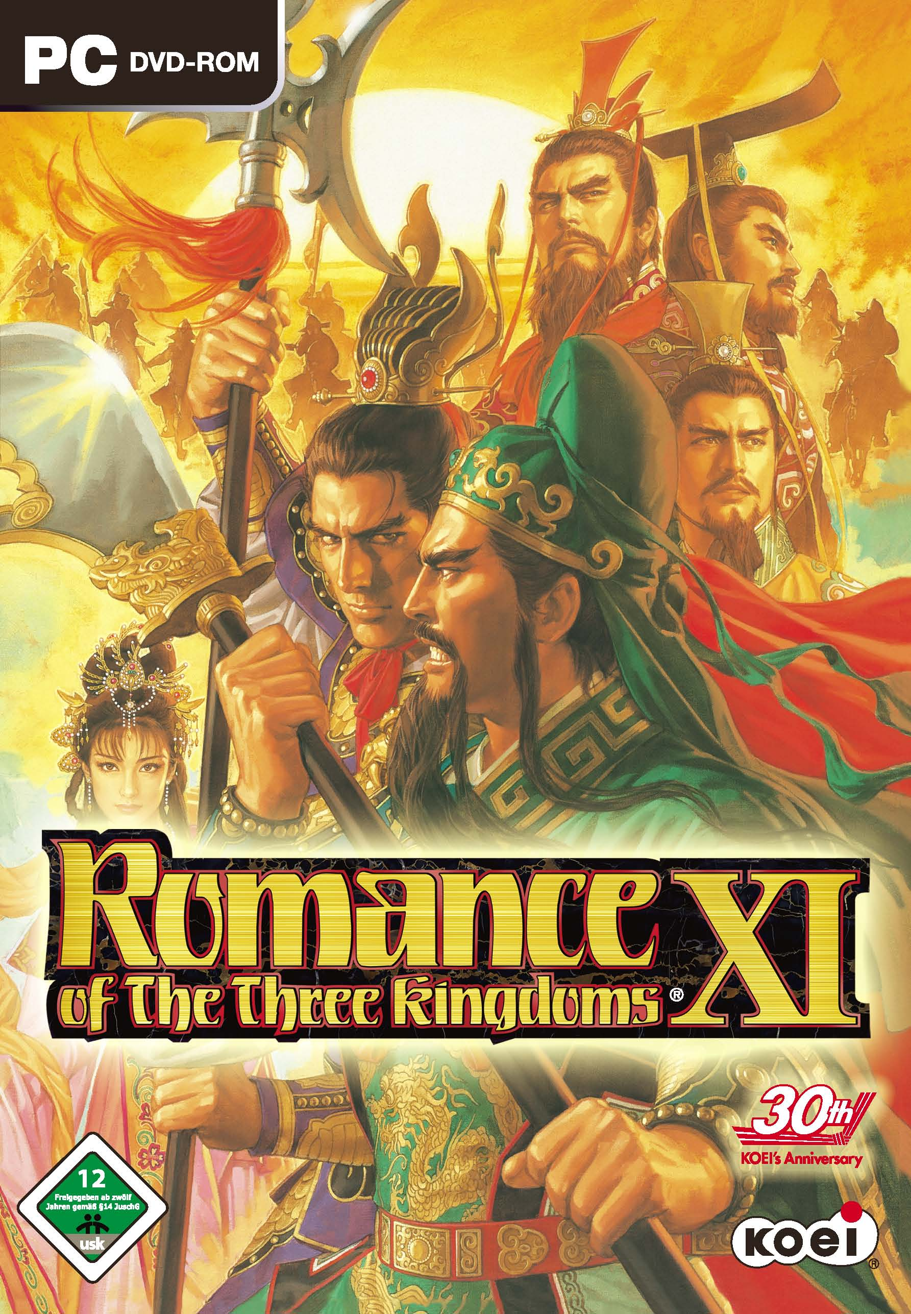Romance of the Three Kingdoms 11