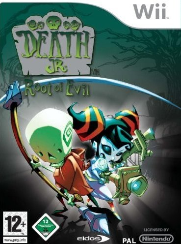 Death Jr. - Root of Evil