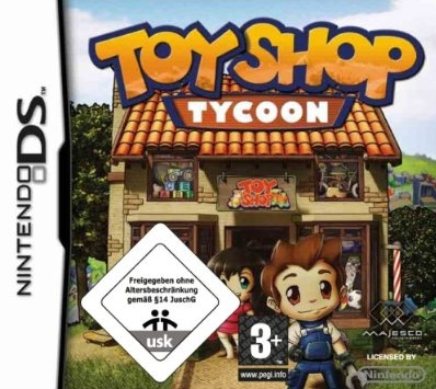Toy Shop Tycoon