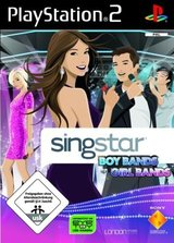 SingStar - Boy Bands vs. Girl Bands
