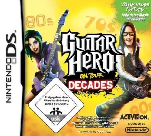 Guitar Hero - On Tour Decades