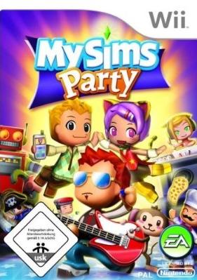 MySims - Party