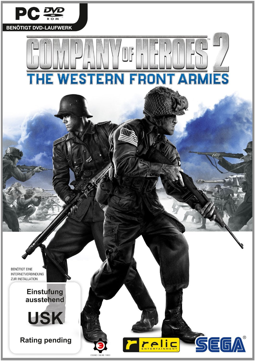Company of Heroes 2 - Western Front Armies