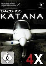 Flight Simulator X - Diamond DA20-100 Katana