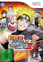 Naruto - Clash of Ninja Revolution 3