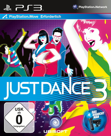 Party, Megaparty, Just Dance 3!