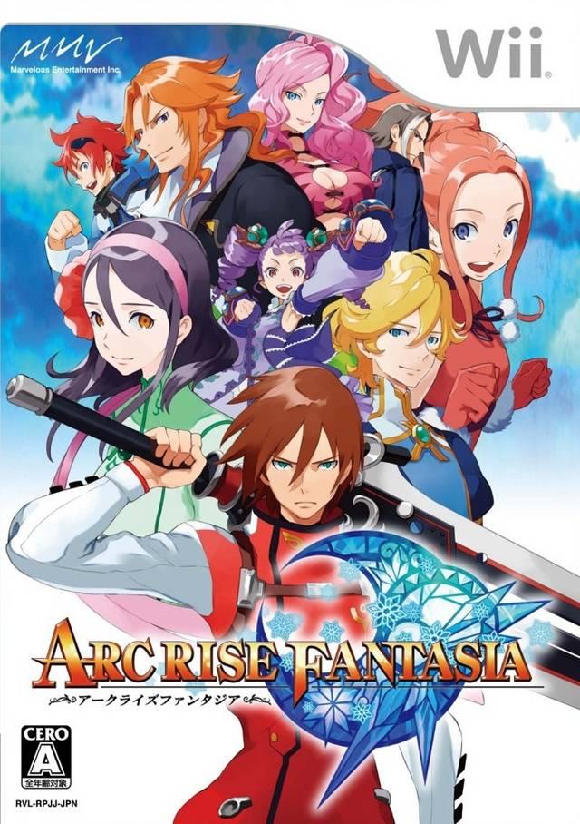 Arc Rise Fantasia
