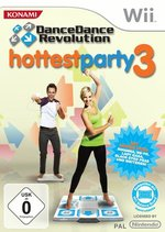 DanceDanceRevolution Hottest Party 3