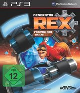 Generator Rex - Providence Agent