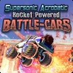 Supersonic Acrobatic Rocket Battle-Cars
