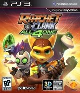 Ratchet & Clank - All 4 One