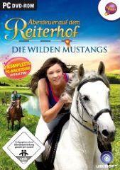 Abenteuer auf dem Reiterhof - Mustangs