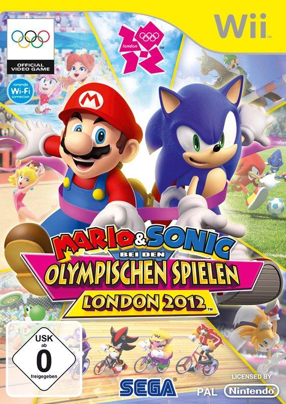 Mario & Sonic - London 2012