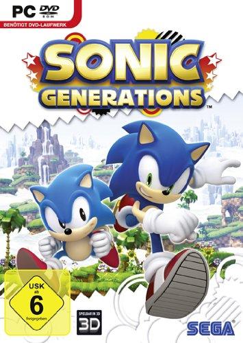 Sonic ist zurück und das gleich Doppelt