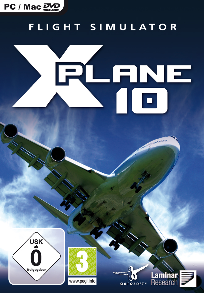 "Standard ""Flight Simulator X"" vs. ""Standard xplane 10"""