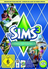 Die Sims 3 - Hidden Springs
