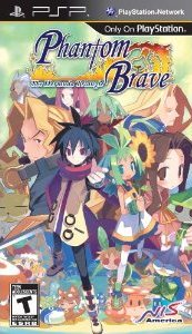 Phantom Brave - The Hermuda Triangle