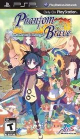 Phantom Brave - The Hermuda Triangle