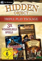 Hidden Object Triple Play Package 2