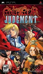 Guilty Gear - Judgement