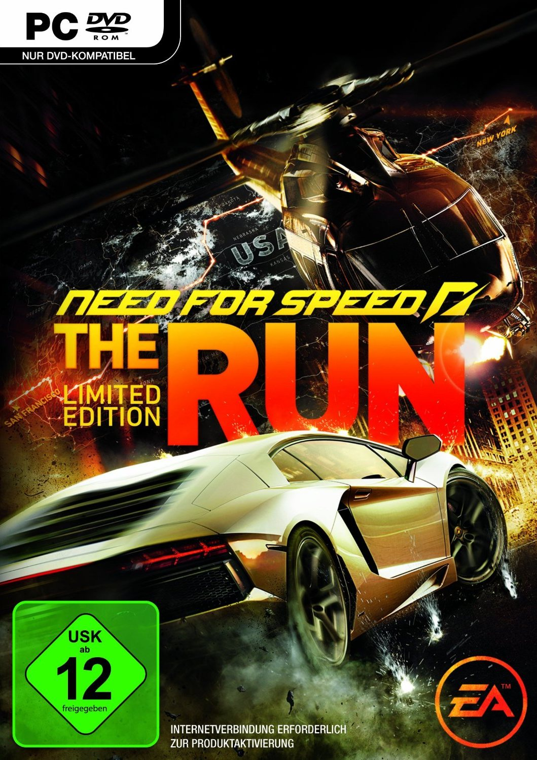 Need for Speed - The Run