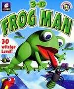 3D Frog Man