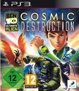 Ben 10 Ultimate Alien - Cosmic Destruction