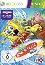 SpongeBob Schwammkopf - Surf & Skate Tour