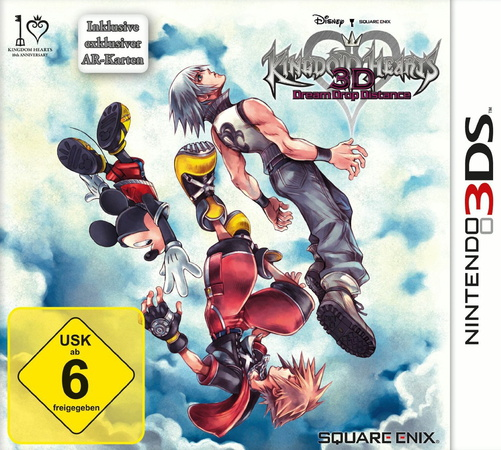 Kingdom Hearts 3D - Dream Drop Distance