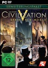 Civilization 5 - Brave New World