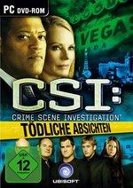CSI - Tödliche Absichten
