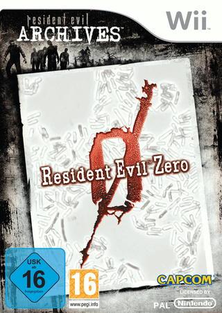 Resident Evil Archives - Zero