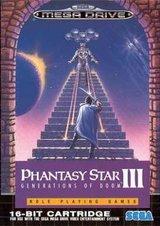 Phantasy Star 3