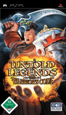 Untold Legends - The Warriors Code