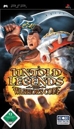 Untold Legends - The Warriors Code