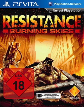 Resistance - Burning Skies
