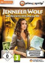 Jennifer Wolf - Relikte der Maya