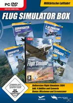 Flug Simulator Box - Militärische Luftfahrt