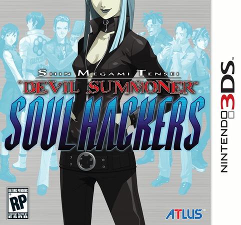 Devil Summoner - Soul Hackers