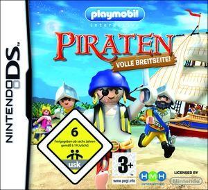 Playmobil Piraten - Volle Breitseite