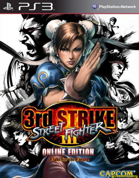 Street Fighter 3 - Third Strike Online