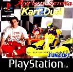 Ayrton Senna Kart Duell 2