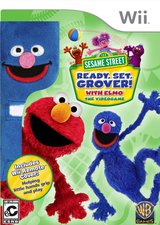 Sesame Street Ready, Set, Grover
