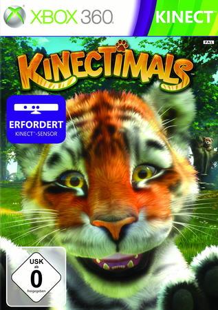 Kinectimals - das sinnloseste Spiel, das es derzeit gibt