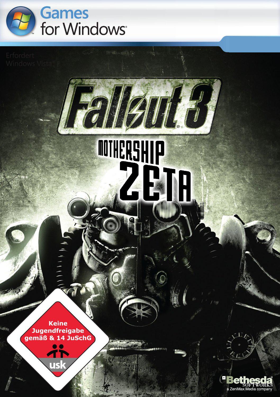 Fallout 3 - Mothership Zeta