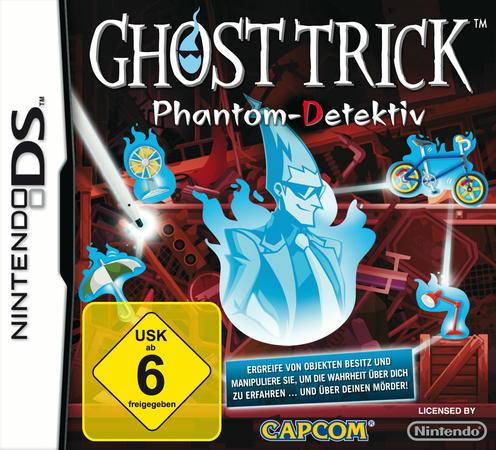 Ghost Trick - Phantom Detektiv