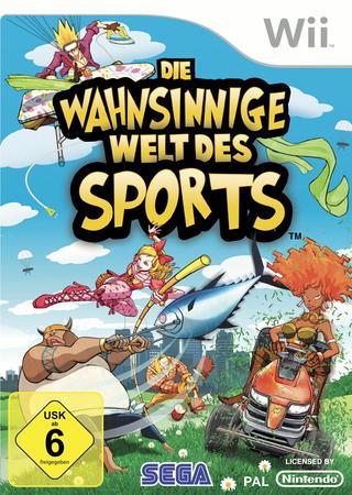 Die Wahnsinnige Welt des Sports